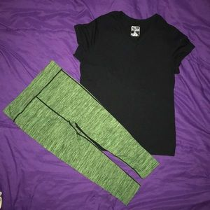 Other - Women's XL Workout/running pant (Capri length) & T